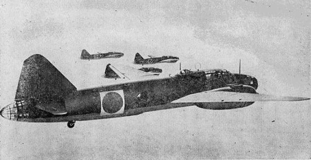 一式陸上攻撃機の画像 p1_16
